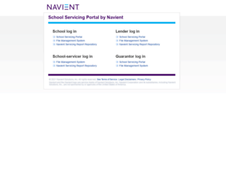ssp.navient.com screenshot