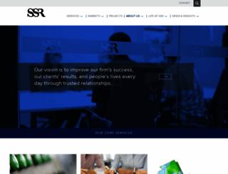 ssr-inc.com screenshot