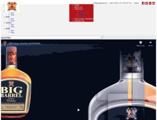ssrgroup.ca screenshot