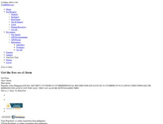 sss-online-registration-e1.pdffiller.com screenshot