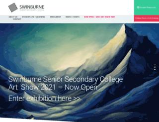 sssc.vic.edu.au screenshot