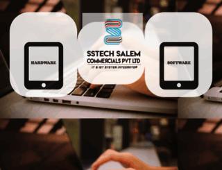 sstech.info screenshot