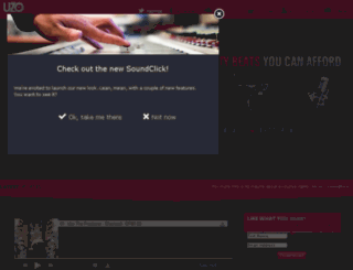 ssubeats.com screenshot