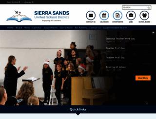 ssusd.org screenshot