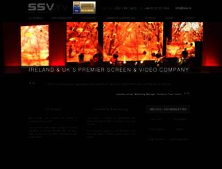 ssv.tv screenshot