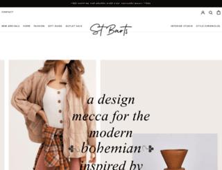 st-barts.com.au screenshot