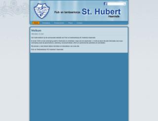 st-hubertus.com screenshot