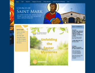 st-mark.net screenshot