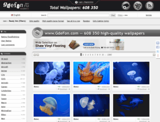 st.gdefon.com screenshot