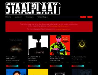 staalplaat.com screenshot