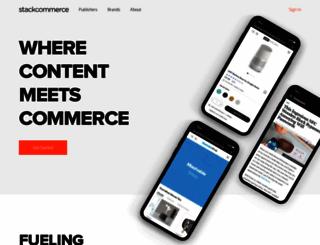 stackcommerce.com screenshot