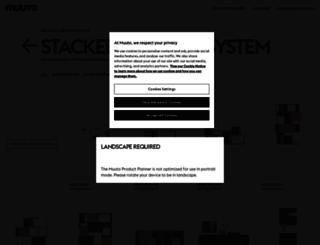 stackedconfigurator.muuto.com screenshot