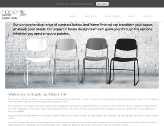 stacking-chairs-uk.com screenshot