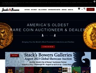 stacksbowers.com screenshot
