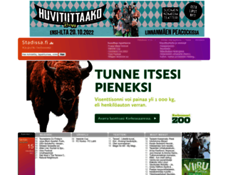 stadissa.fi screenshot