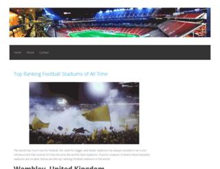stadiumcraze.com screenshot