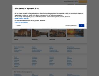 stadtbranchenbuch.com screenshot