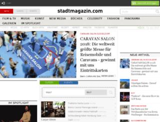 stadtmagazin-netzwerk.de screenshot