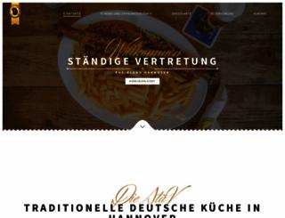 staev-hannover.de screenshot