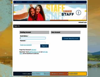 staff.kanakuk.com screenshot