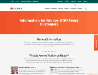 staffeasy.com screenshot