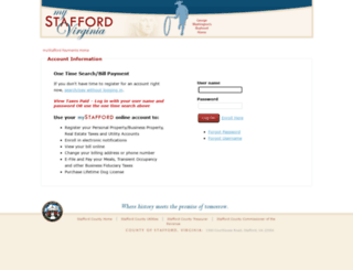 stafford.virginiainteractive.org screenshot