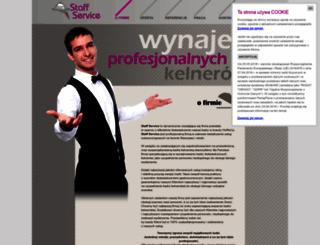 staffservice.pl screenshot