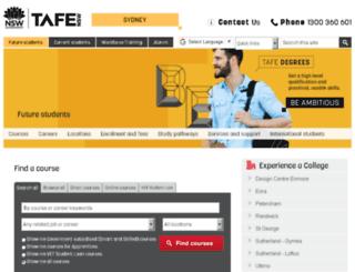 stafftrainingaustralia.com.au screenshot