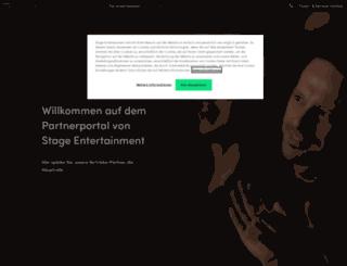stage-business.de screenshot