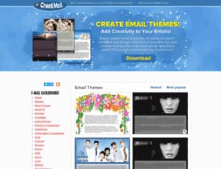stage.creatimail.com screenshot