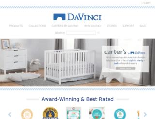 stage.davincibaby.com screenshot