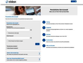 stage.eteleon.de screenshot