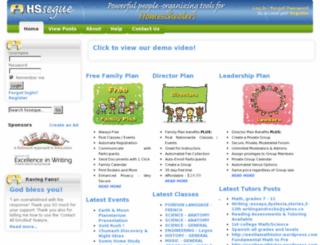 stage.hssegue.com screenshot