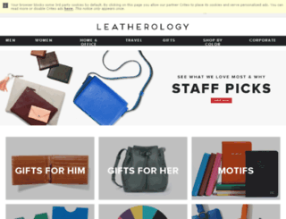 stage.leatherology.com screenshot
