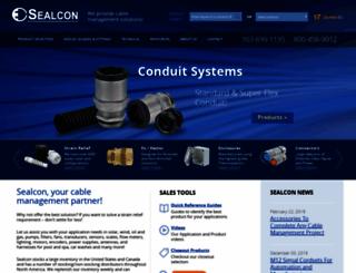 stage.sealconusa.com screenshot