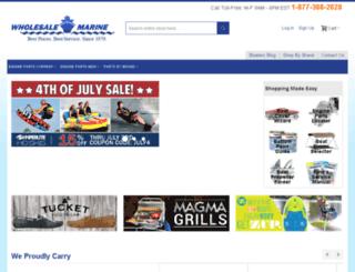 stage.wholesalemarine.com screenshot