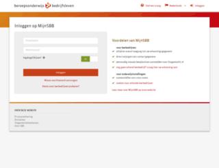 stagebedrijven.s-bb.nl screenshot