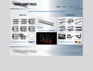 stagelighttruss.com screenshot