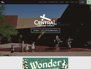 staging.centralaz.com screenshot