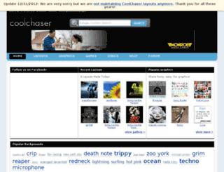staging.coolchaser.com screenshot