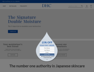 staging.dhccare.com screenshot