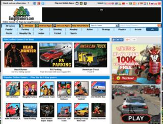 staging.gangofgamers.com screenshot