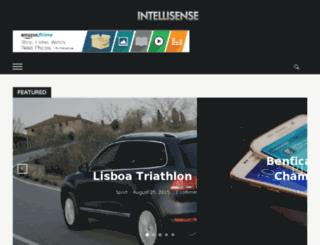 staging.intellisenseglobal.com screenshot