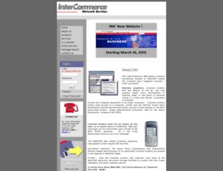 staging.intercommerce.com.ph screenshot