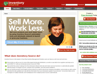 staging.inventorysource.com screenshot