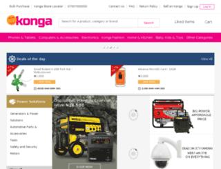 staging.konga.com screenshot