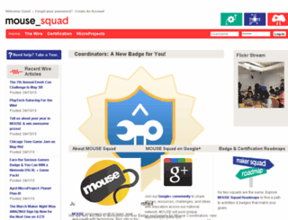 staging.mousesquad.org screenshot