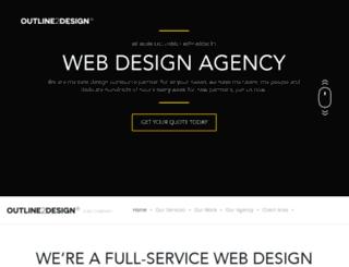 staging.outline2design.com screenshot