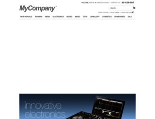 staging.powerfront.com screenshot