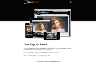 staging.redframe.com screenshot